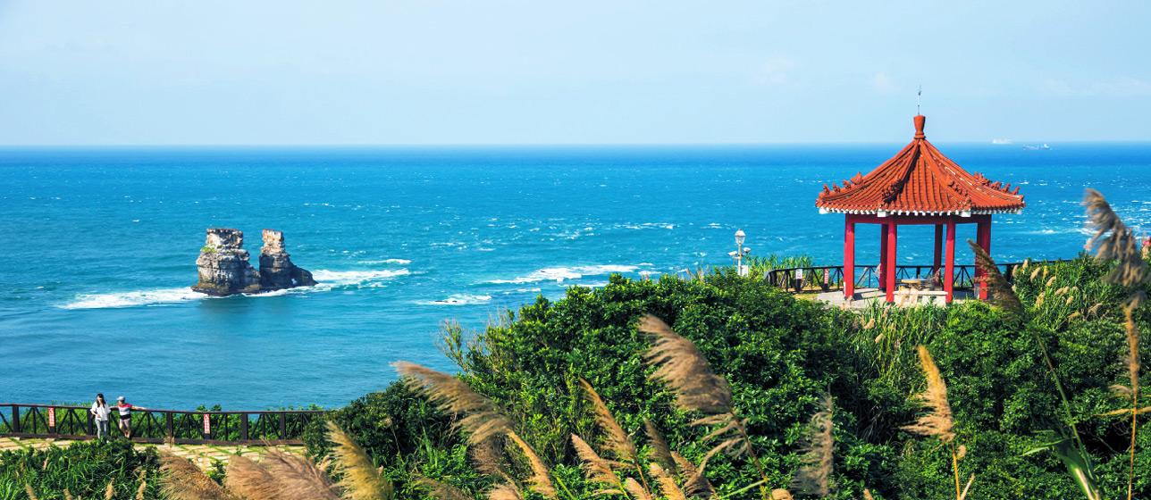Tuyến Đưa Đón Khách Du Lịch Đài Loan – Bờ Biển Phía Bắc Crown